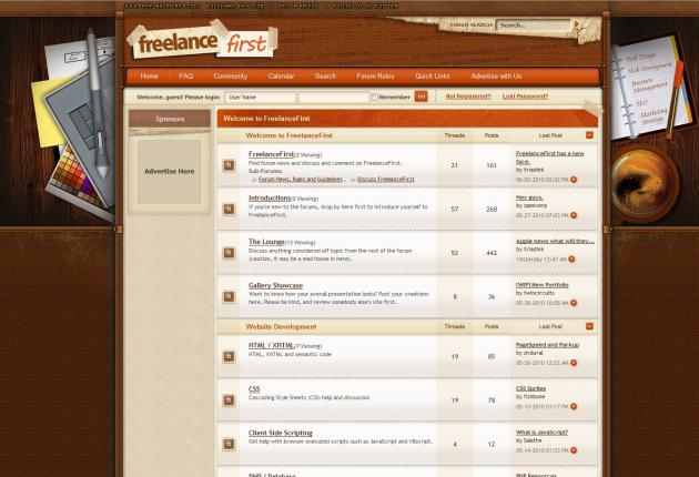 Freelance First