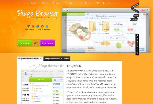 PlugoBrowser