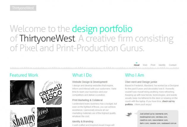 Thirtyonewest Creative