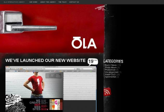 OLA Interactive BLOG